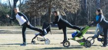 STROLLER BABY BOOT CAMP